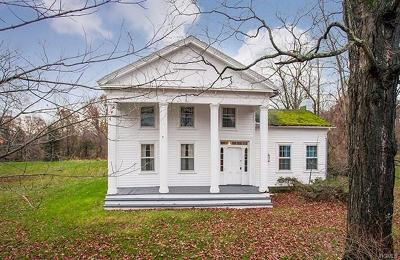 Single Family Home For Sale: 3678 Route 9g
