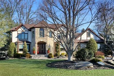 Nanuet Single Family Home For Sale: 24 Bradl Lane
