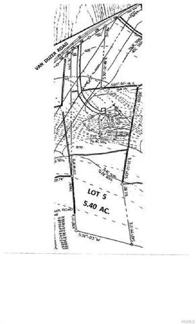 Middletown Residential Lots & Land For Sale: Van Duzer Road