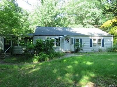 Westchester County Single Family Home For Sale: 7 Tommys Lane