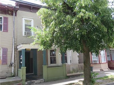 Newburgh Multi Family 2-4 For Sale: 21 Hasbrouck Street #2
