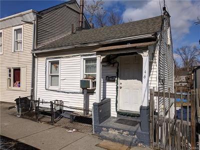 Newburgh Single Family Home For Sale: 46 Hasbrouck Street