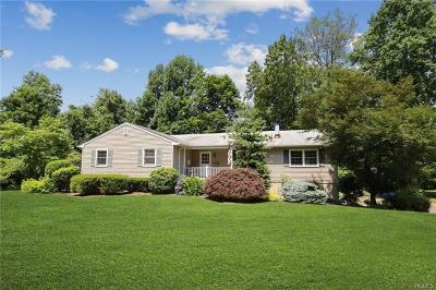 Suffern Single Family Home For Sale: 21 Claremont Lane