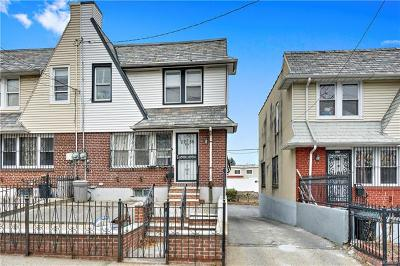 Bronx Single Family Home For Sale: 2255 Cincinnatus Avenue
