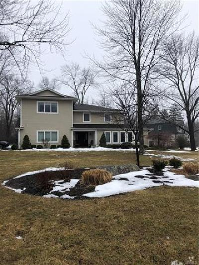 Single Family Home For Sale: 65 South Parker Drive