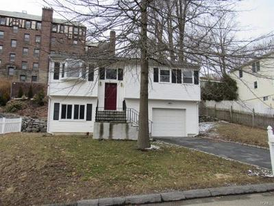 Westchester County Single Family Home For Sale: 10 Beekman Avenue