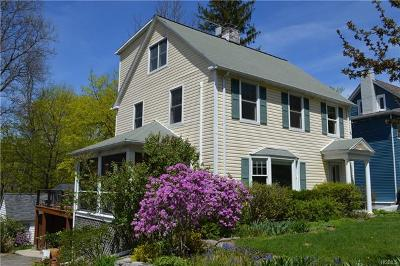 Chappaqua Single Family Home For Sale: 134 Orchard Ridge Road