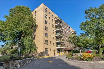 Westchester County Co-Operative For Sale: 25 Stewart Place #610
