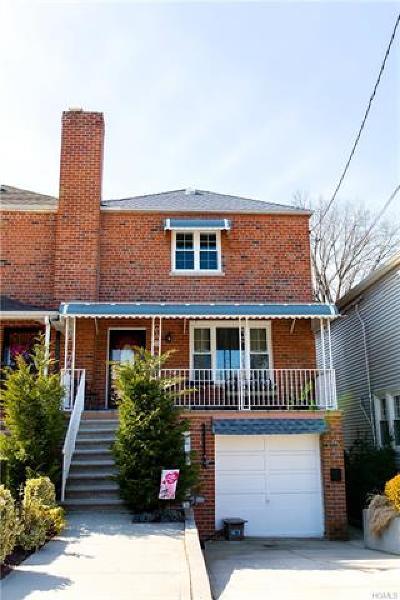 Bronx Multi Family 2-4 For Sale: 3214 Rawlins Avenue