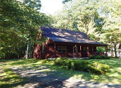 Wurtsboro Single Family Home For Sale: 36 Wolf Pond Road