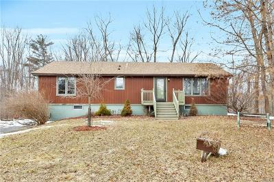 Single Family Home For Sale: 1496 Greenville Turnpike
