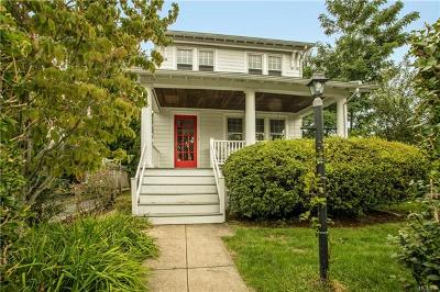 Westchester County Single Family Home For Sale: 117 Frank Avenue