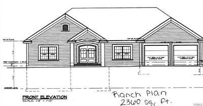 Goshen Single Family Home For Sale: Lot #7 The Estates At Rolling Ridge