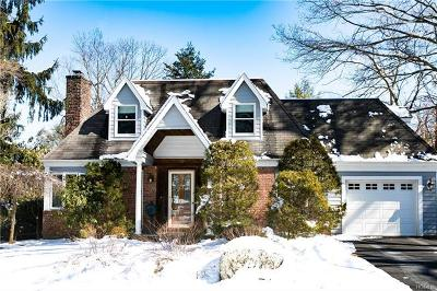 Hartsdale Single Family Home For Sale: 12 Maplewood Road