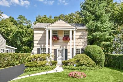 White Plains Single Family Home For Sale: 122 Beverly Road