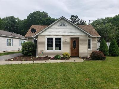 Washingtonville Single Family Home For Sale: 137 East Main Street