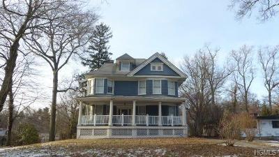 New Rochelle Single Family Home For Sale: 34 Pryer Terrace