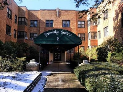 White Plains Condo/Townhouse For Sale: 2 Greenridge Avenue #1G