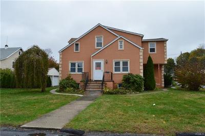 Pleasantville Multi Family 2-4 For Sale: 75 Columbus Avenue