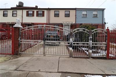 Bronx Single Family Home For Sale: 842 Union Avenue