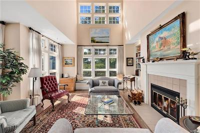 Hastings-on-hudson Condo/Townhouse For Sale: 10 Old Jackson Avenue #49
