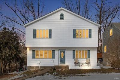 Tarrytown Single Family Home For Sale: 77 Sheldon Avenue