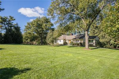 Chappaqua Single Family Home For Sale: 1 Deerfield Road