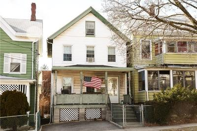 Peekskill Single Family Home For Sale: 408 North Division Street