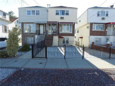 Bronx Single Family Home For Sale: 321 Brinsmade Avenue