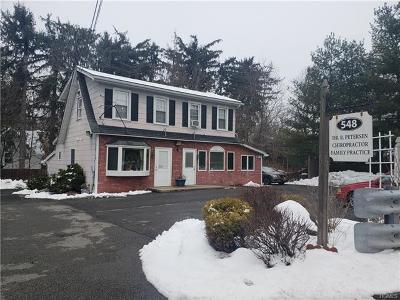 West Nyack Commercial For Sale: 548 West Nyack Road