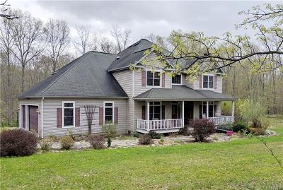 New Paltz Single Family Home For Sale: 68 Climbing Ridge Road