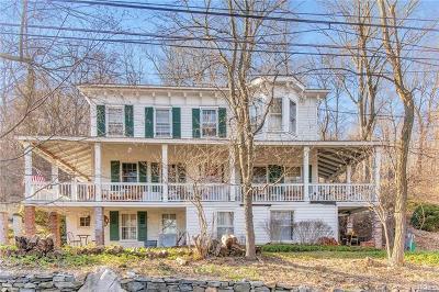 Irvington Single Family Home For Sale: 379 Peter Bont Aka Mountain Road
