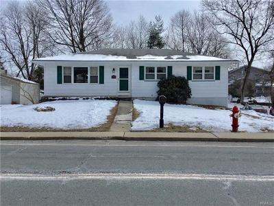 Maybrook Single Family Home For Sale: 610 Homestead Avenue