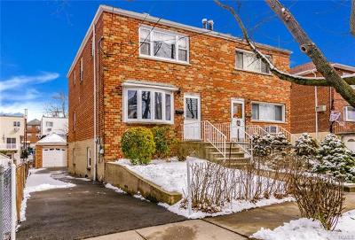 Bronx Single Family Home For Sale: 1476 Ohm Avenue