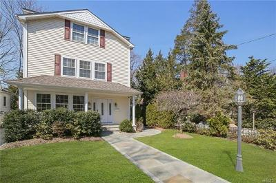 Hartsdale Single Family Home For Sale: 3 Holland Place