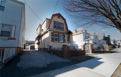 Bronx Single Family Home For Sale: 715 Edison Avenue