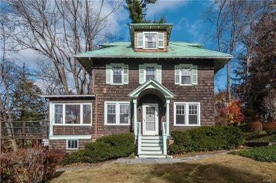 Westchester County Single Family Home For Sale: 63 Buena Vista Drive