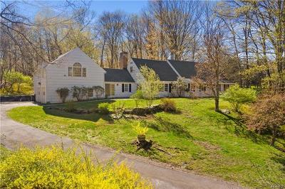 Westchester County Single Family Home For Sale: 104 Pines Bridge Road