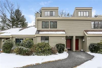 Westchester County Condo/Townhouse For Sale: 5 Oakridge Drive