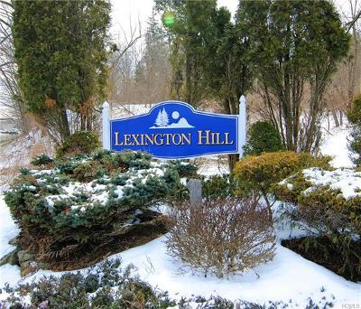 Harriman Condo/Townhouse For Sale: 30 Lexington Hill #7
