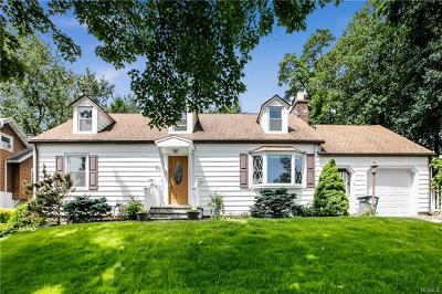 Westchester County Single Family Home For Sale: 20 Chase Avenue