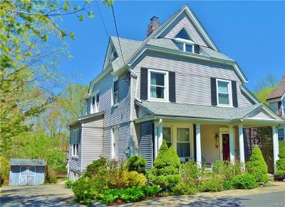 Ossining Single Family Home For Sale: 7 Campwoods Road
