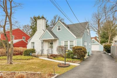 Scarsdale Single Family Home For Sale: 7 Winding Lane
