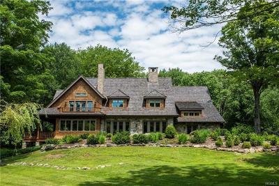 Pound Ridge Single Family Home For Sale: 61 Pound Ridge Road