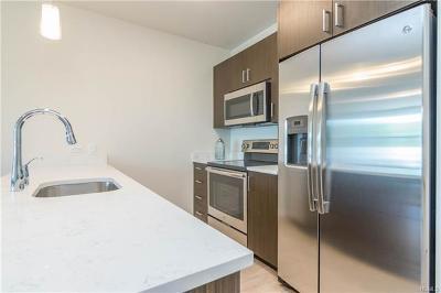 Harrison Rental For Rent: 550 Halstead Avenue #208