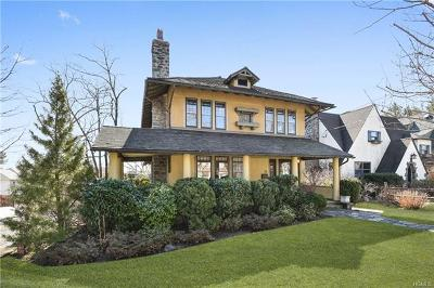 Larchmont Single Family Home For Sale: 78 West Hickory Grove Drive West