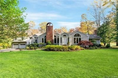 Connecticut Single Family Home For Sale: 15 Memory Lane