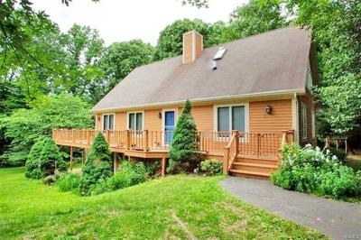 Westchester County Single Family Home For Sale: 37 Lower Salem Road