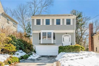 Scarsdale Single Family Home For Sale: 168 Boulevard