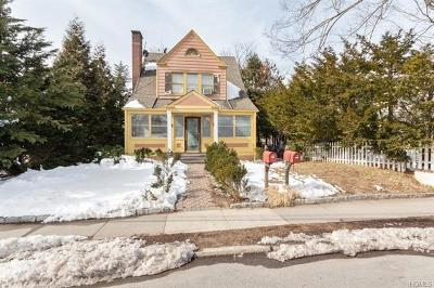 Mount Kisco Single Family Home For Sale: 104 Grove Street